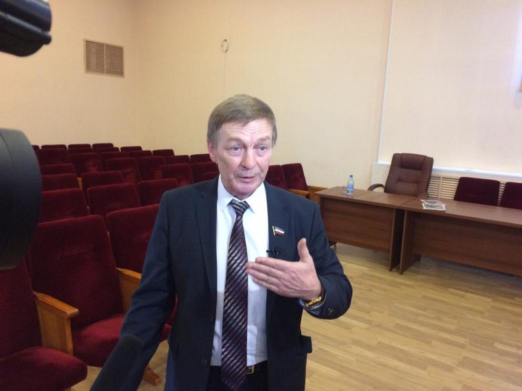 Аскизские депутаты обратились к полпреду Президента и в парламент Хакасии